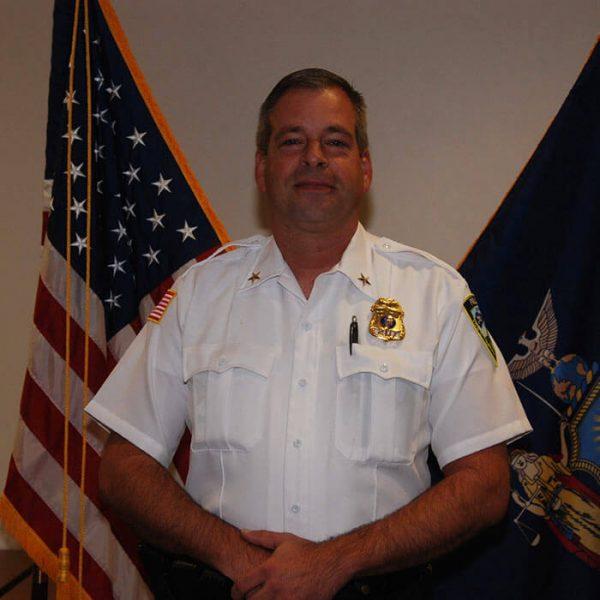 Police Chief Gerald Marlatt