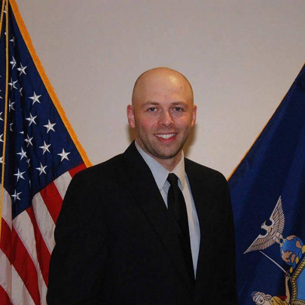 Town Councilman Brian Amthor