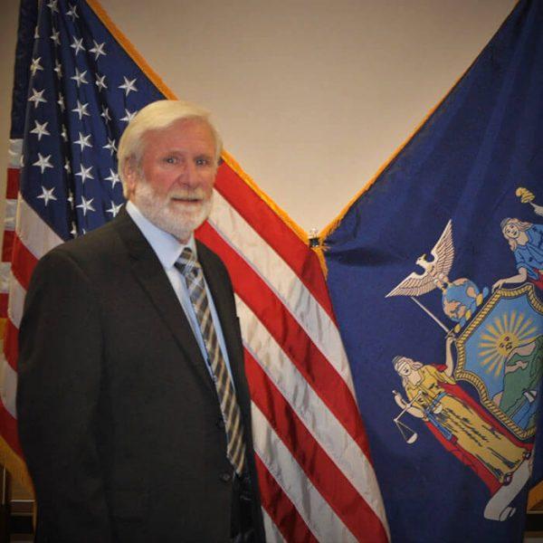 Town Councilman Robert Miller