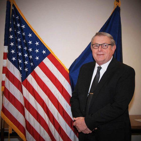 Town Supervisor John Valk Jr