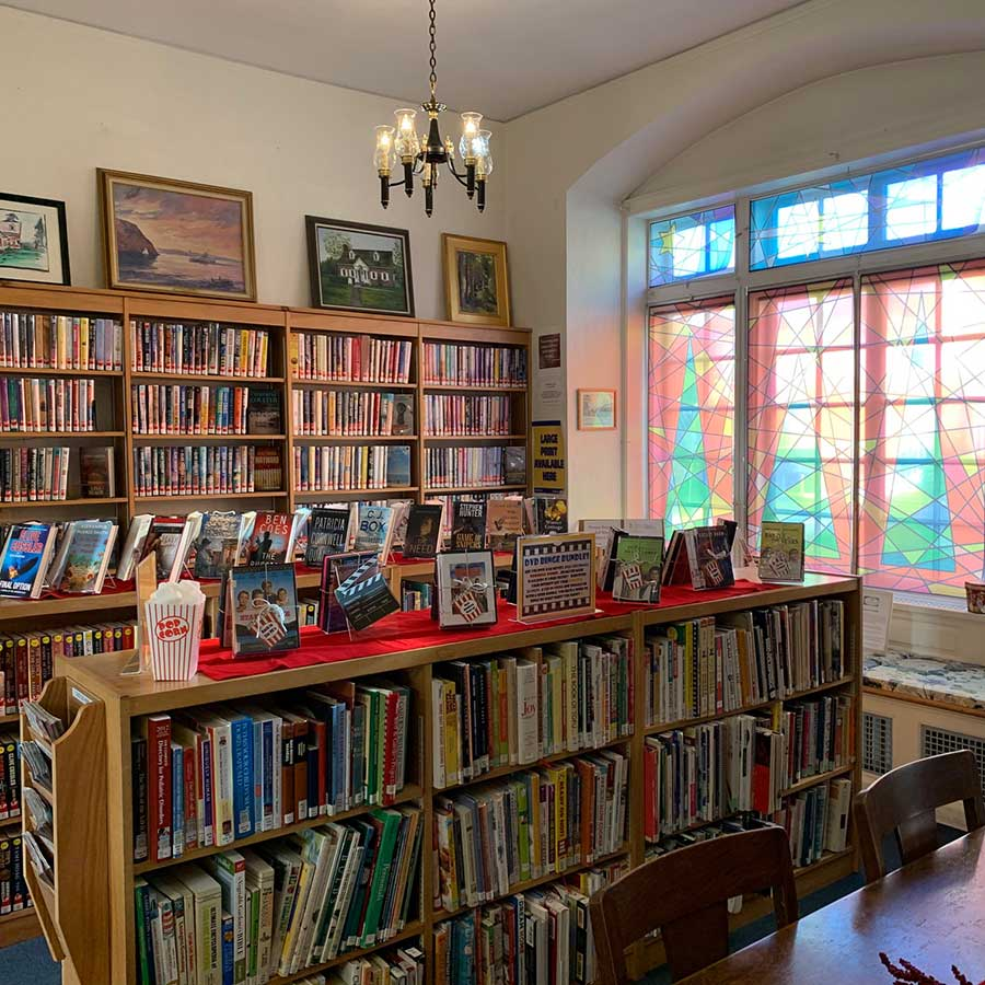 Library Town of Shawangunk